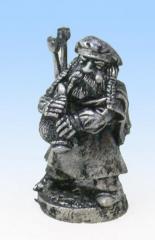 Dwarf Bagpiper