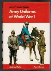 Army Uniforms of WWI