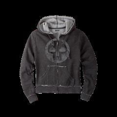 Black Mana Symbol Hoodie (XL)