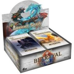Argent Saga Betrayal - Booster Box (1st Printing)