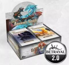 Argent Saga Betrayal - Booster Box (2nd Printing)