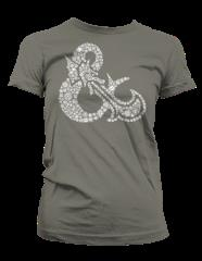 Ampersand T-Shirt - Womens (Large)