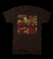 Classic Monsters T-Shirt (Medium)