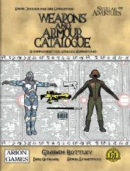 Weapons and Armour Catalogue