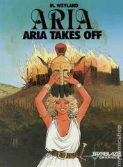 Aria Takes Off