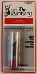 Sharp Angle Blade