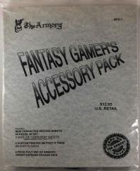 Fantasy Gamer's Accessory Pack