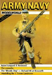 Army & Navy Modelworld Collection - 25 Issues!