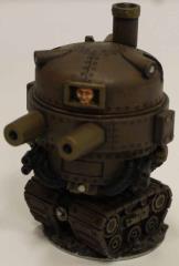 Twin Gun Tracked Steamer #1