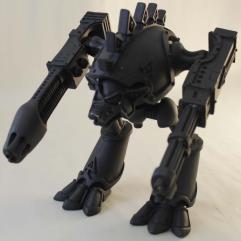 Imperial Warhound Titan #1