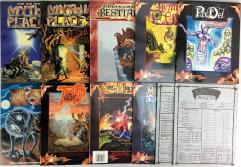Ars Magica Collections - 8 Books w/Storyguide's Screen!