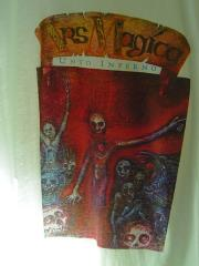 Ars Magica - Unto Inferno T-Shirt (XL)