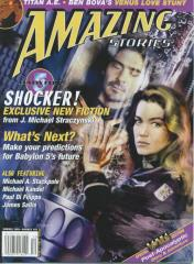 "#602 ""Babylon 5 & Gamma World Adventures"""