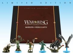 Warriors of Middle Earth (2nd Edition, Limited Edition)