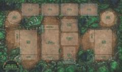One Deck Dungeon - Playmat