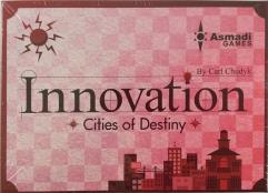 Innovation - Cities of Destiny
