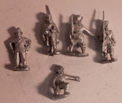 French Colonial Artillery Crew #1