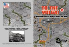 To the Volga 2 - Mamayev Kurgan Winter Monster Map