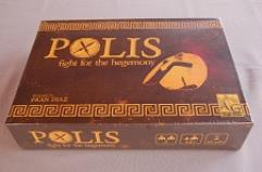 Polis - Fight for the Hegemony (1st Edition)