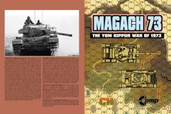 Magach 73 - The Ym Kippur War of 1973