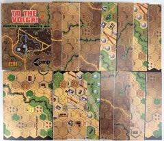 To the Volga 2 - Monster Map Set