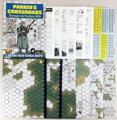 Parker's Crossroads - Baraque de Fraiture