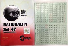Nationality Set #47 - Polish 1939 Classic