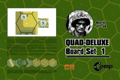 Quad Deluxe Board Set #1
