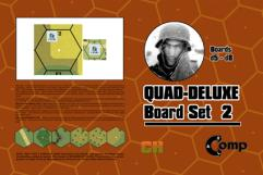Quad Deluxe Board Set #2