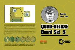 Quad Deluxe Board Set #5
