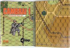 Cambrai 1 - Monster Map Set (ASL edition)