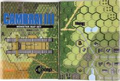 Cambrai 3 - Monster Map Set (ASL edition)