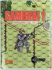 Cambrai 1 - Armoured Fist 1917 (ASL edition)