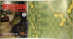 Hedgerow Monster Map 1