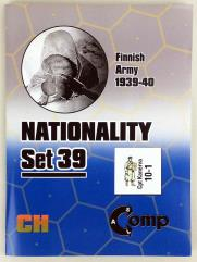 Nationality Set #39 - Finnish Army 1939-40