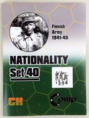 Nationality Set #40 - Finnish Army 1941-45