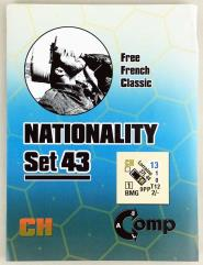 Nationality Set #43 - Free French Classic