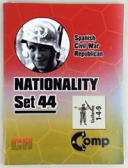 Nationality Set #44 - Spanish Civil War Republican