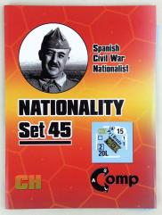Nationality Set #45 - Spanish Civil War Nationalist