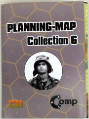 Planning Map Collection #6 w/Counters