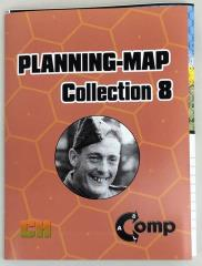 Planning Map Collection #8 w/Counters