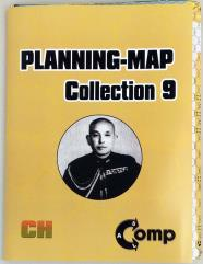Planning Map Collection #9 w/Counters