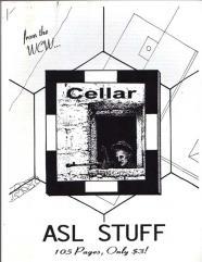 Cellar ASL Stuff