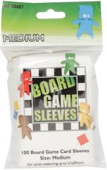 Board Game Sleeves - Medium (10 Packs of 100)