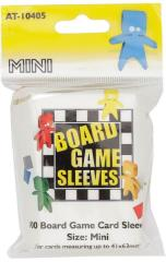 Board Game Sleeves - Mini (10 Packs of 100)