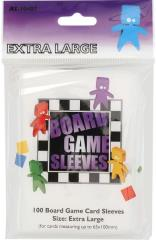 Board Game Sleeves - Extra Large (10 Packs of 100)