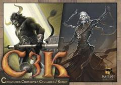 C3K - Creatures Crossover, Cyclades/Kemet