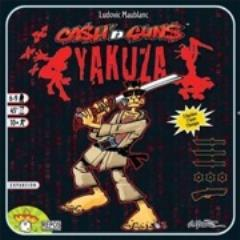 Cash 'n Guns - Yakuza Expansion