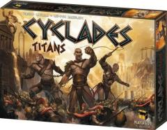 Cyclades - Titans Expansion