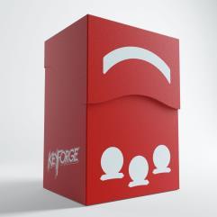 Gemini Deck Box - Red